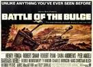 Battle of the Bulge - Movie Poster (xs thumbnail)