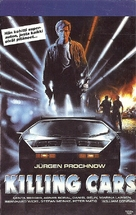 Killing Cars - Finnish VHS movie cover (xs thumbnail)