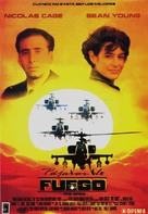 Fire Birds - South Korean Movie Poster (xs thumbnail)