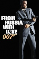 From Russia with Love - DVD cover (xs thumbnail)