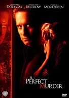 A Perfect Murder - Movie Cover (xs thumbnail)