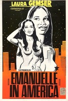 Emanuelle In America - Belgian Movie Poster (xs thumbnail)