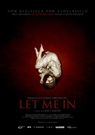Let Me In - German Movie Poster (xs thumbnail)