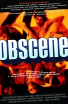 Obscene - Movie Poster (xs thumbnail)