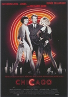 Chicago - German Movie Poster (xs thumbnail)