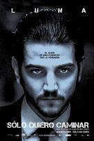 Sólo quiero caminar - Mexican Movie Poster (xs thumbnail)