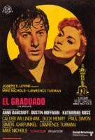 The Graduate - Spanish Movie Poster (xs thumbnail)