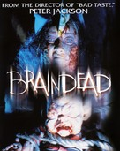 Braindead - Blu-Ray movie cover (xs thumbnail)