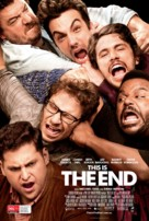This Is the End - Australian Movie Poster (xs thumbnail)
