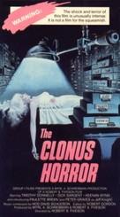 The Clonus Horror - Movie Cover (xs thumbnail)