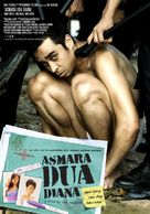 Asmara dua Diana - Indonesian Movie Poster (xs thumbnail)