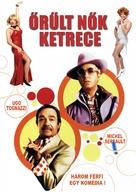 Cage aux folles, La - Hungarian Movie Poster (xs thumbnail)