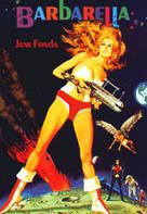 Barbarella - DVD movie cover (xs thumbnail)