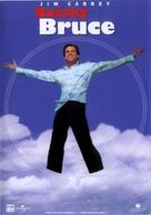Bruce Almighty - Czech DVD cover (xs thumbnail)