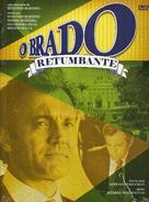 """""""O Brado Retumbante"""" - Brazilian DVD cover (xs thumbnail)"""