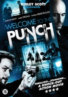 Welcome to the Punch - Dutch DVD movie cover (xs thumbnail)