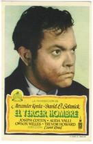 The Third Man - Spanish Movie Poster (xs thumbnail)