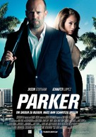 Parker - German Movie Poster (xs thumbnail)