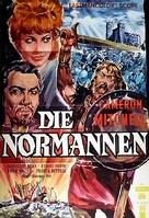 I normanni - German Movie Poster (xs thumbnail)