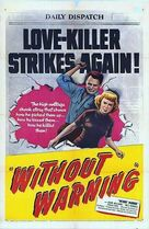 Without Warning! - Movie Poster (xs thumbnail)