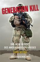 """Generation Kill"" - German Movie Poster (xs thumbnail)"