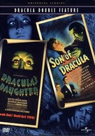 Dracula's Daughter - DVD cover (xs thumbnail)