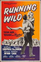 Running Wild - British Movie Poster (xs thumbnail)