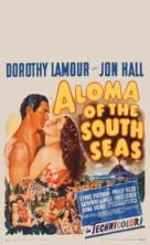 Aloma of the South Seas - Movie Poster (xs thumbnail)