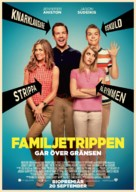 We're the Millers - Swedish Movie Poster (xs thumbnail)