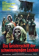 El buque maldito - German Movie Poster (xs thumbnail)