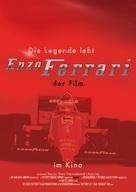 Ferrari - German poster (xs thumbnail)