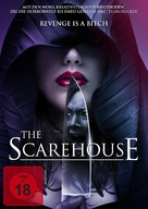 The Scarehouse - German DVD cover (xs thumbnail)