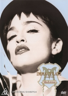 Madonna: The Immaculate Collection - Australian DVD cover (xs thumbnail)