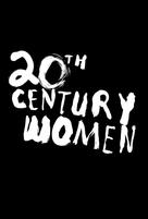 20th Century Women - Logo (xs thumbnail)