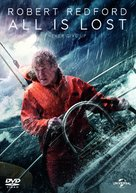 All Is Lost - DVD movie cover (xs thumbnail)