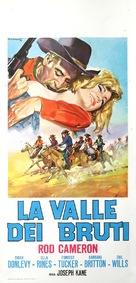 Ride the Man Down - Italian Movie Poster (xs thumbnail)