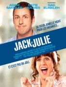 Jack and Jill - French Movie Poster (xs thumbnail)