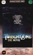 Twilight Zone: The Movie - VHS movie cover (xs thumbnail)