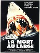L'ultimo squalo - French Movie Poster (xs thumbnail)
