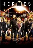 """""""Heroes"""" - DVD movie cover (xs thumbnail)"""