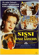 Sissi - Die junge Kaiserin - German DVD cover (xs thumbnail)