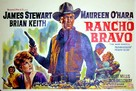 The Rare Breed - Belgian Movie Poster (xs thumbnail)