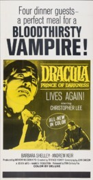 Dracula: Prince of Darkness - Movie Poster (xs thumbnail)