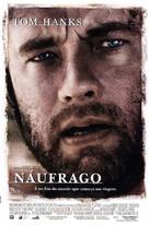Cast Away - Brazilian Movie Poster (xs thumbnail)