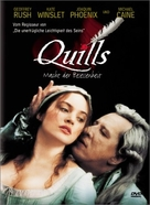 Quills - DVD movie cover (xs thumbnail)