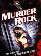 Murderock - uccide a passo di danza - DVD cover (xs thumbnail)
