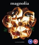 Magnolia - British Blu-Ray cover (xs thumbnail)