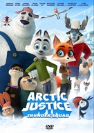 Arctic Justice - DVD movie cover (xs thumbnail)
