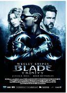 Blade: Trinity - Italian Movie Poster (xs thumbnail)