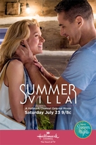 Summer Villa - Movie Poster (xs thumbnail)